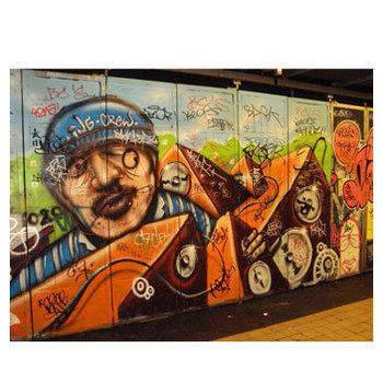 Graffiti producten, graffiti coatings, graffitiverwijderen
